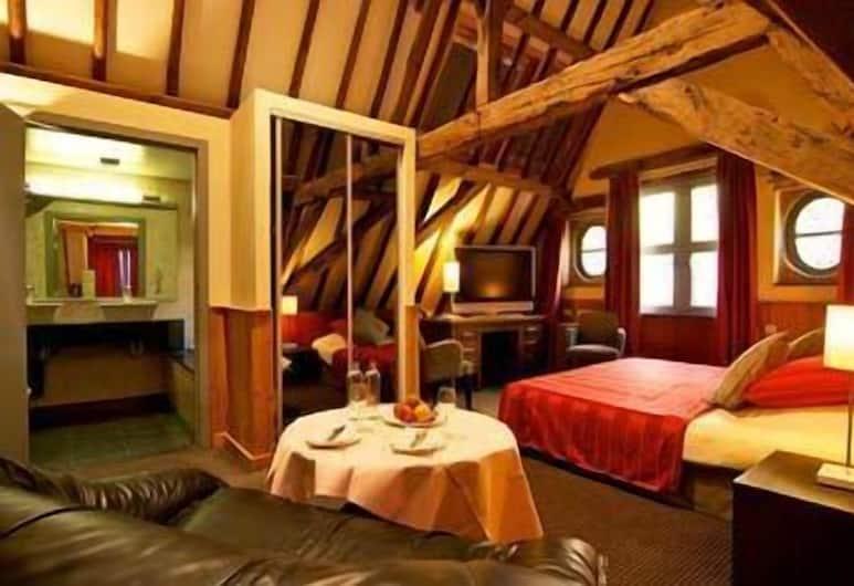 Hotel Koffieboontje, Bruges, Chambre