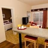 Suite, 1 King Bed, Jetted Tub - In-Room Dining