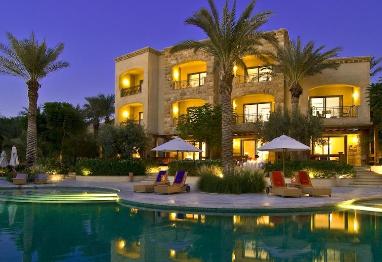 Kempinski Hotel Ishtar Dead Sea, Sweimeh, Hotelgelände