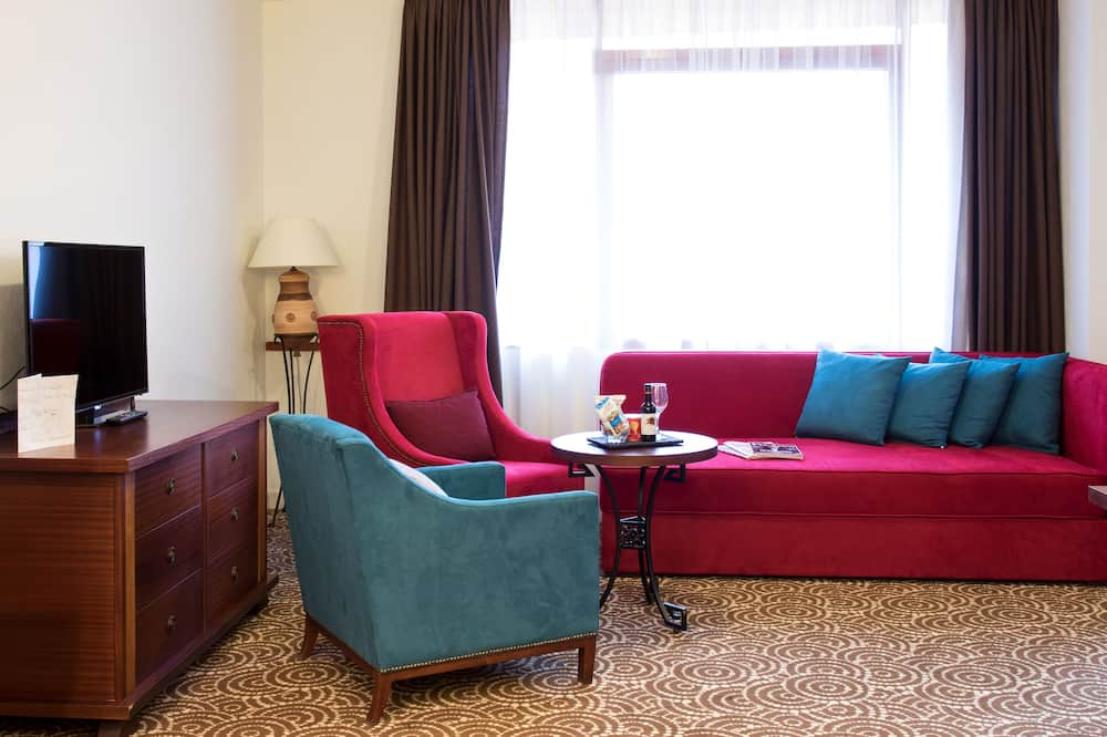Junior Suite, 1 King Bed (Free access to Relax & Business area) - Guest Room