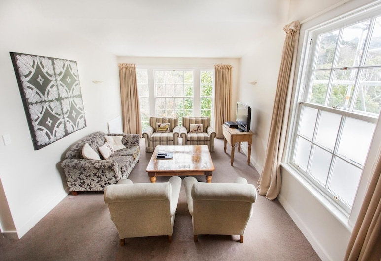 The Terrace Villas - Executive Apts, Wellington, Living Room