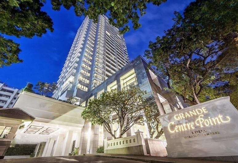 グランデ センター ポイント ホテル プルンチット, バンコク, ホテルのフロント - 夕方 / 夜間