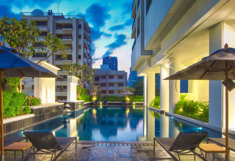 Grande Centre Point Hotel Ploenchit, Bangkok, Outdoor Pool