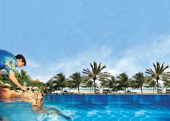 Phu Quoc bölgesindeki Saigon Phu Quoc Resort resmi