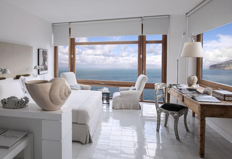 Maison La Minervetta, Sorrento, Superior Double Room, Sea View (Corner), Guest Room