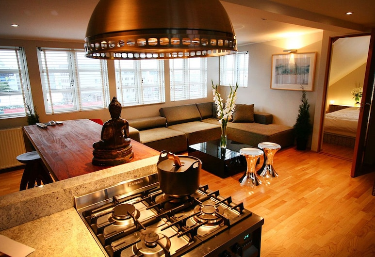 Home Luxury Apartments, Reykjavík