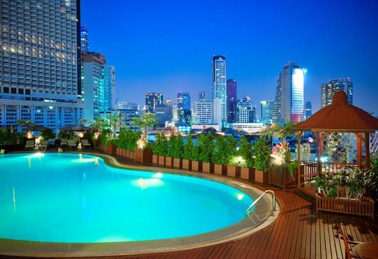 Centre Point Silom, Bangkok, Udendørs pool