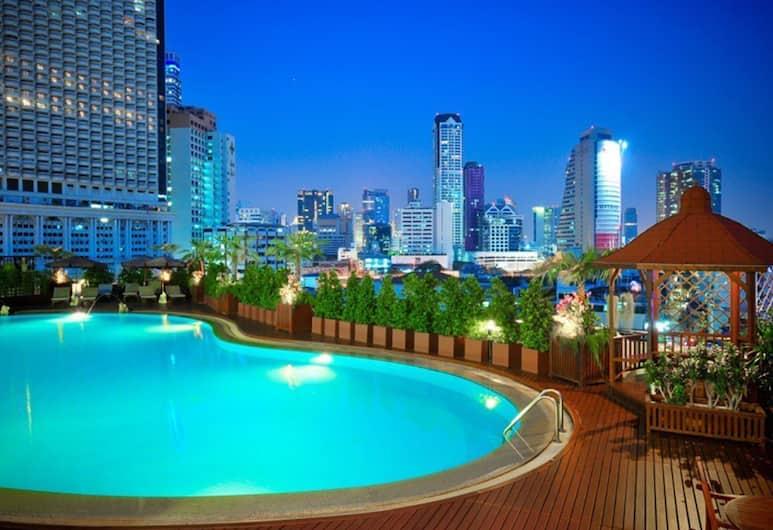 センター ポイント シーロム, バンコク, 屋外プール