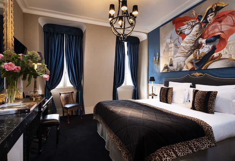拉圖爾毛伯格 SPA 酒店, 巴黎, 高級雙人或雙床房, 客房