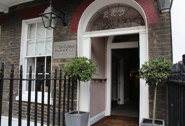 Montagu Place Hotel, London