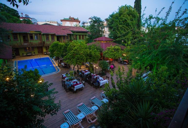 Oscar Boutique Hotel, Antalya, Hotellområde
