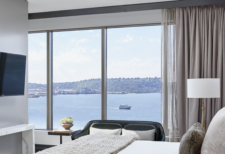 Loews Hotel 1000 Seattle, Seattle, Grand Suite, 1 King Bed, Guest Room View
