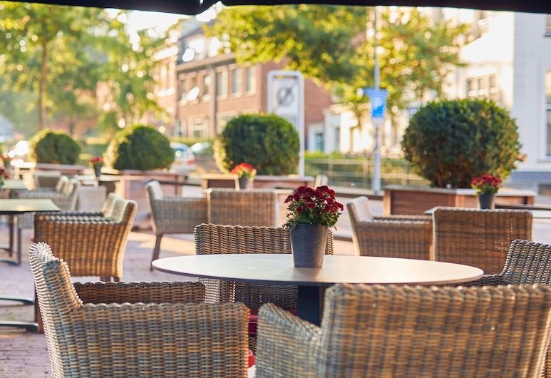 Hotel de Wereld, Wageningen, Terrace/Patio