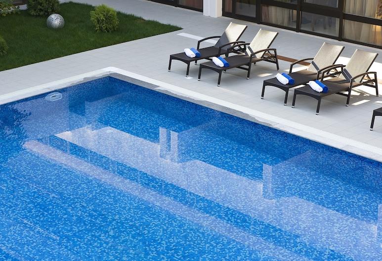 Hotel Lero, Dubrovnik, Kültéri medence