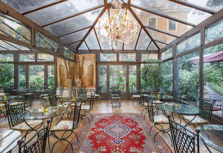 Hotel Villa San Pio, Roma, Sala colazione
