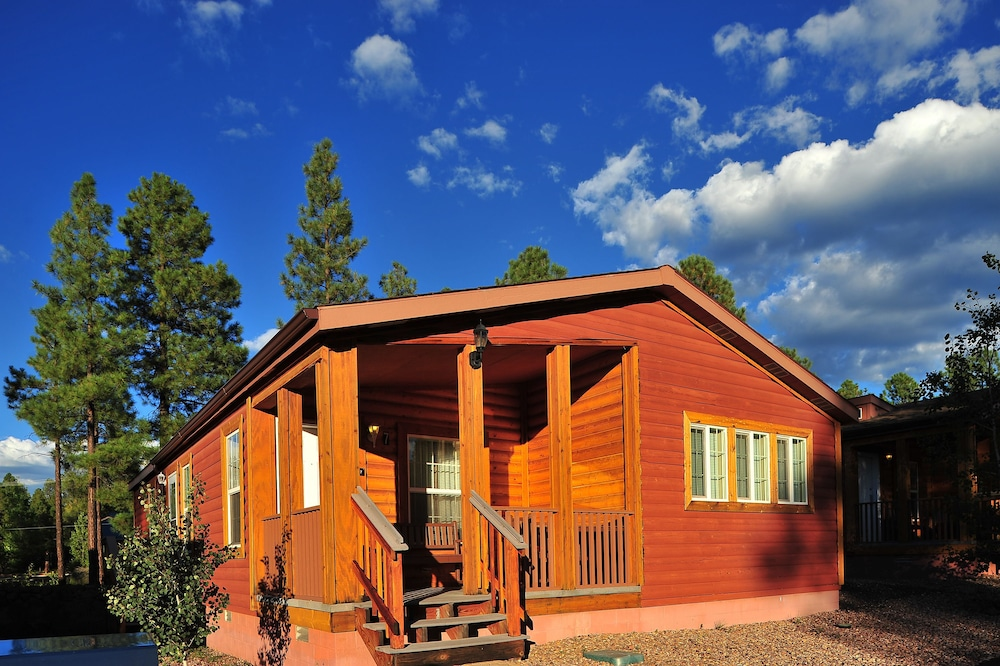 Pvc at The Roundhouse Resort by Diamond Resorts, Pinetop