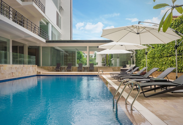 Taiming Hotel, Phnom Penh