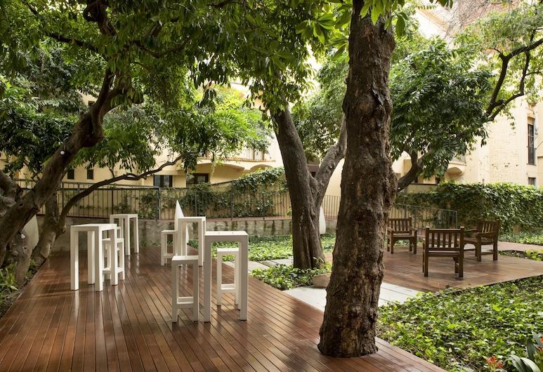 Petit Palace Boquería Garden, Barcelona, Jardín