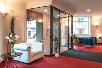 Фото Hotel St. Georges у місті Цюрих