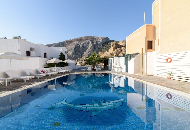 Iris Boutique Hotel, Santorini, Outdoor Pool