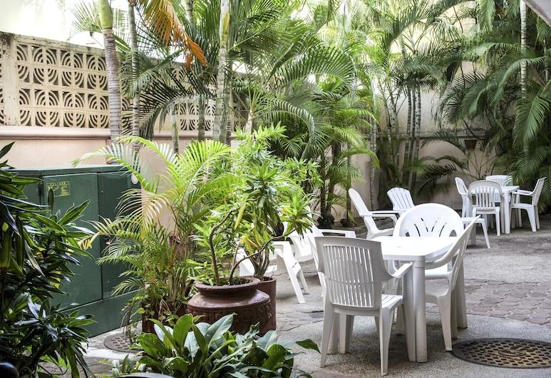 Blue Pacific Suites, Mazatlan, Terrace/Patio