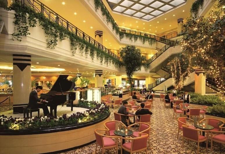 Hangzhou Yuhang City Garden Hotel, Hangzhou, Lobby