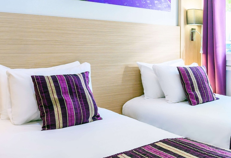Comfort Hotel Orléans Sud, Orleans, Standard Twin Room, 2 Single Beds, Non Smoking, Guest Room