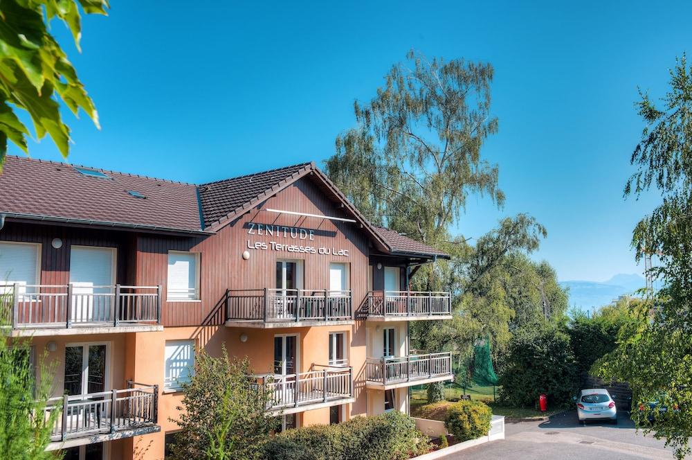 Zenitude Hôtel-Résidences Les Terrasses du Lac, Evian-les-Bains