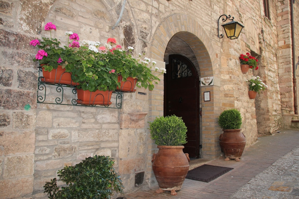 Hotel Pax, Assisi