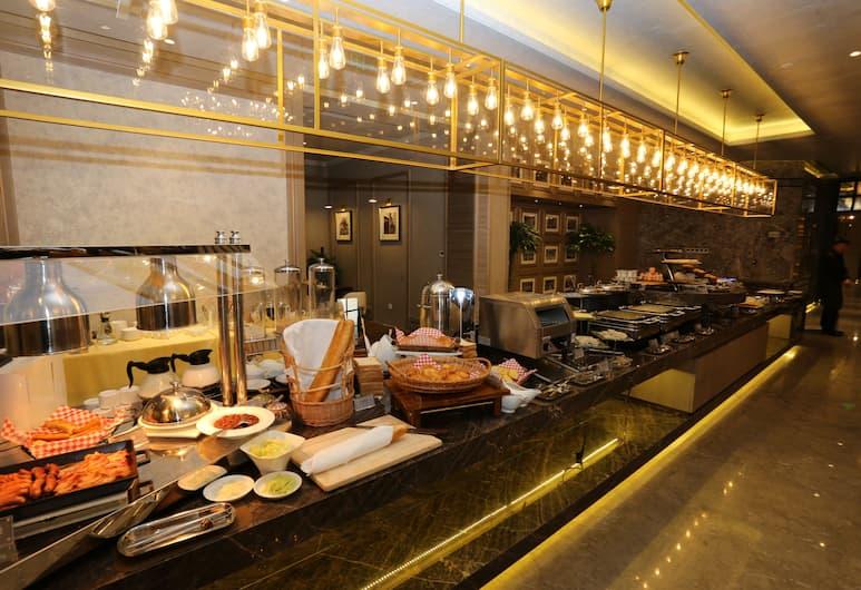 Metropolo Clasiq Shanghai Nanjing Road (East) Hotel, Shanghai, Breakfast Area