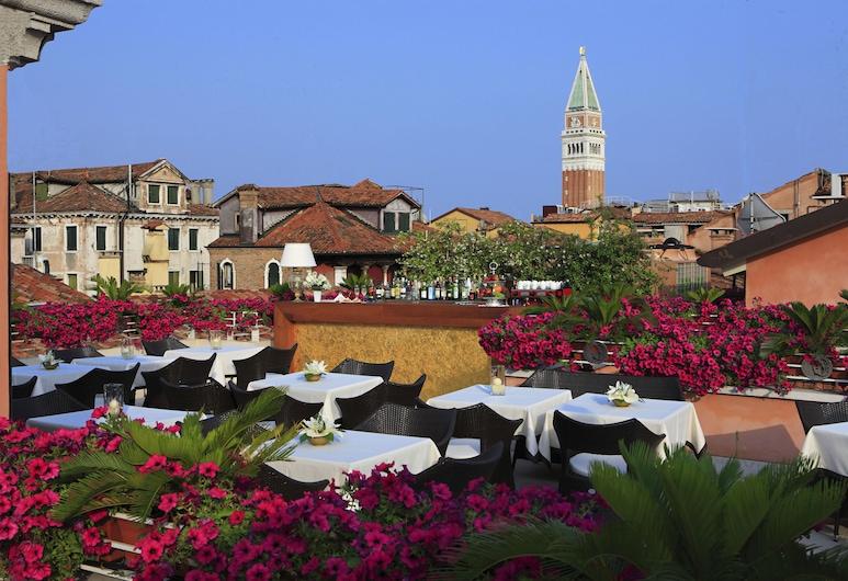Hotel A LA Commedia, Venedig, Terrasse/Patio