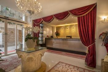 Romantiska hotell i Venedig