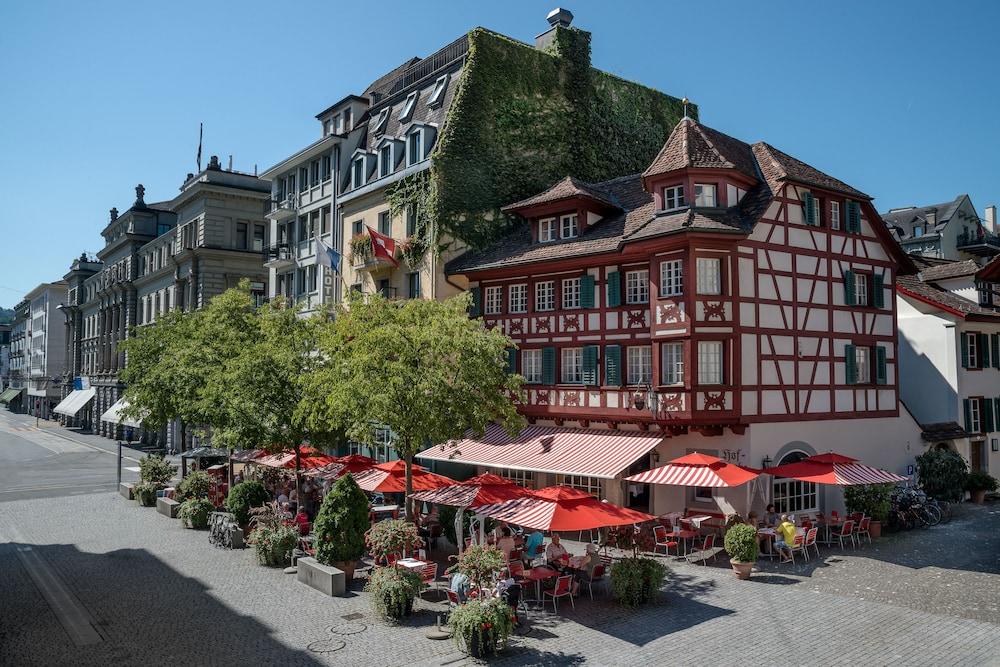 Hotel Rebstock Luzern, Lucerne