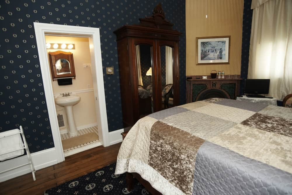 Pokoj (Edwards Room) - Koupelna