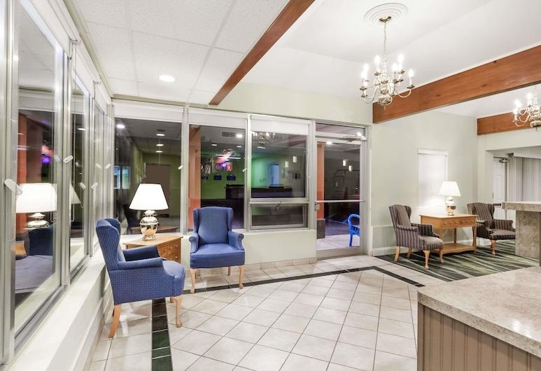 Days Inn by Wyndham Albany SUNY, Albany, Lobby