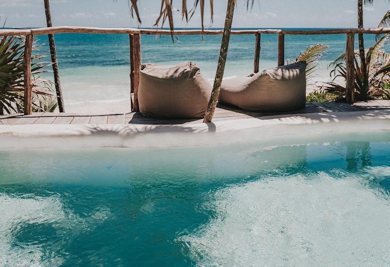 Papaya Playa Project, Tulum, Design House (Coco), Private pool