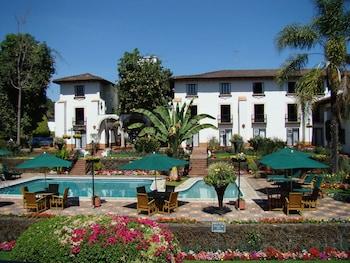 A(z) Mansión del Cupatitzio hotel fényképe itt: Uruapan