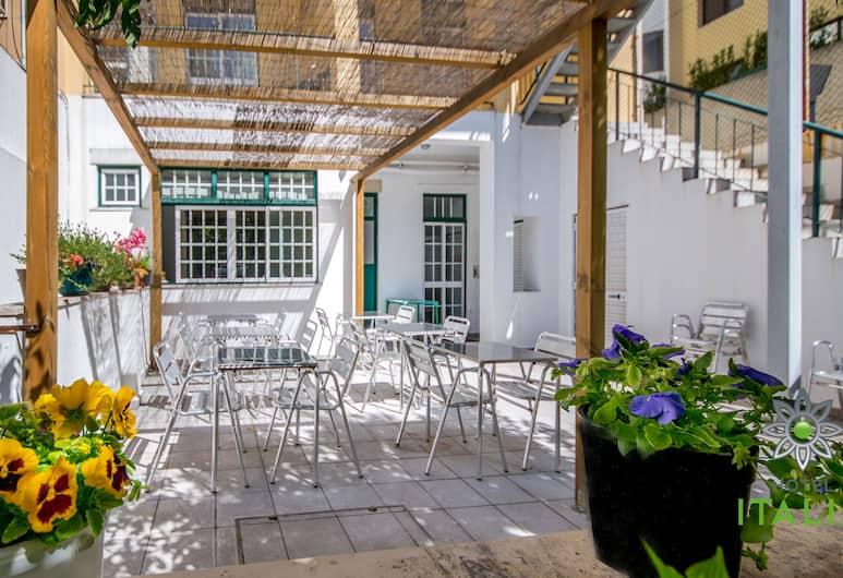 Hotel Italia, Lisbon, Terrace/Patio