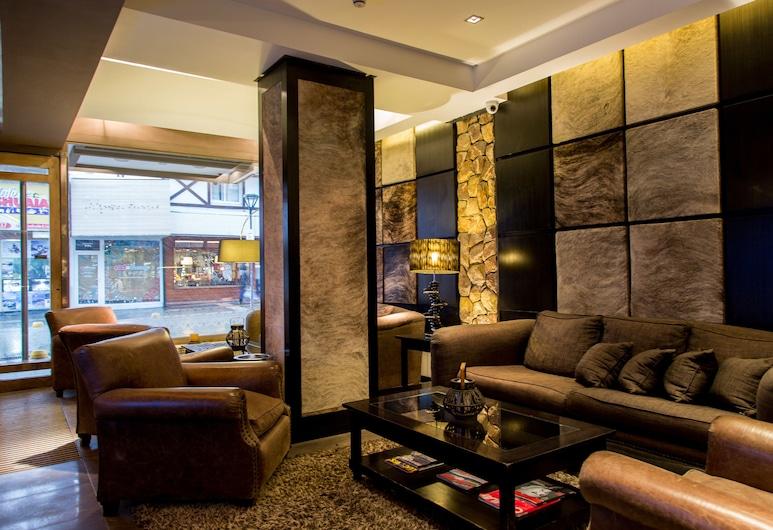 Lennox Hotel, Ushuaia, Ingresso interno