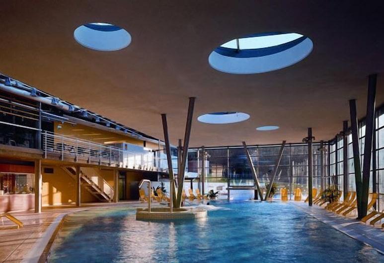 Sante Royale Hotel- & Gesundheitsresort, Bad Brambach, Alberca cubierta