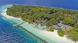 Hotell i Horubadhoo Island