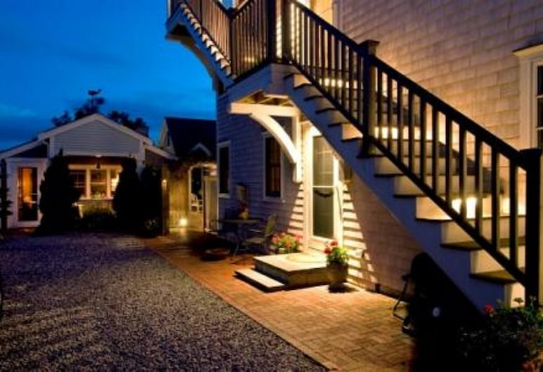 The Revere Guest House, Provincetown, Fachada do Hotel - Tarde/Noite