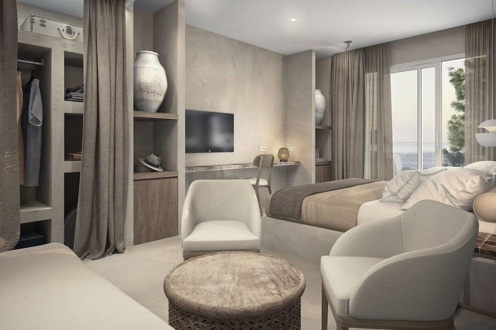 Premium Double Room - Ruang Tamu