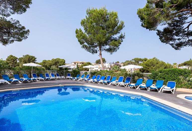 Hotel JS Paradise Beach Music - Adults Only, Llucmajor, Piscina