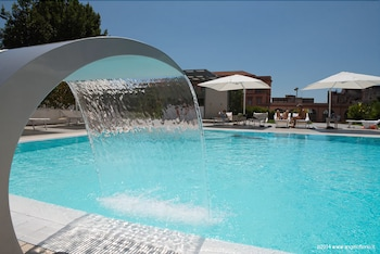 A(z) Miglio D'Oro Park Hotel hotel fényképe itt: Ercolano
