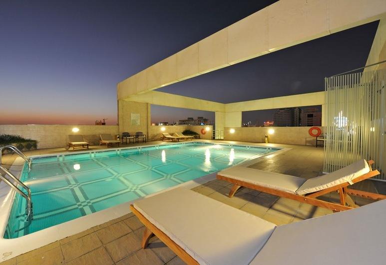 One Juffair Luxury Serviced Apartments, Manama, Hồ bơi ngoài trời
