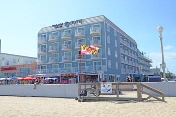 Foto van Tidelands Caribbean Hotel and Suites in Ocean City