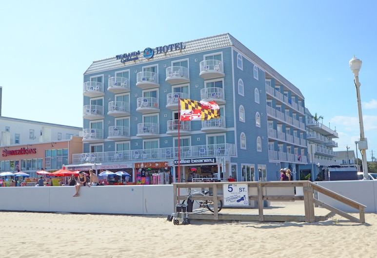 Tidelands Caribbean Hotel and Suites, Ocean City