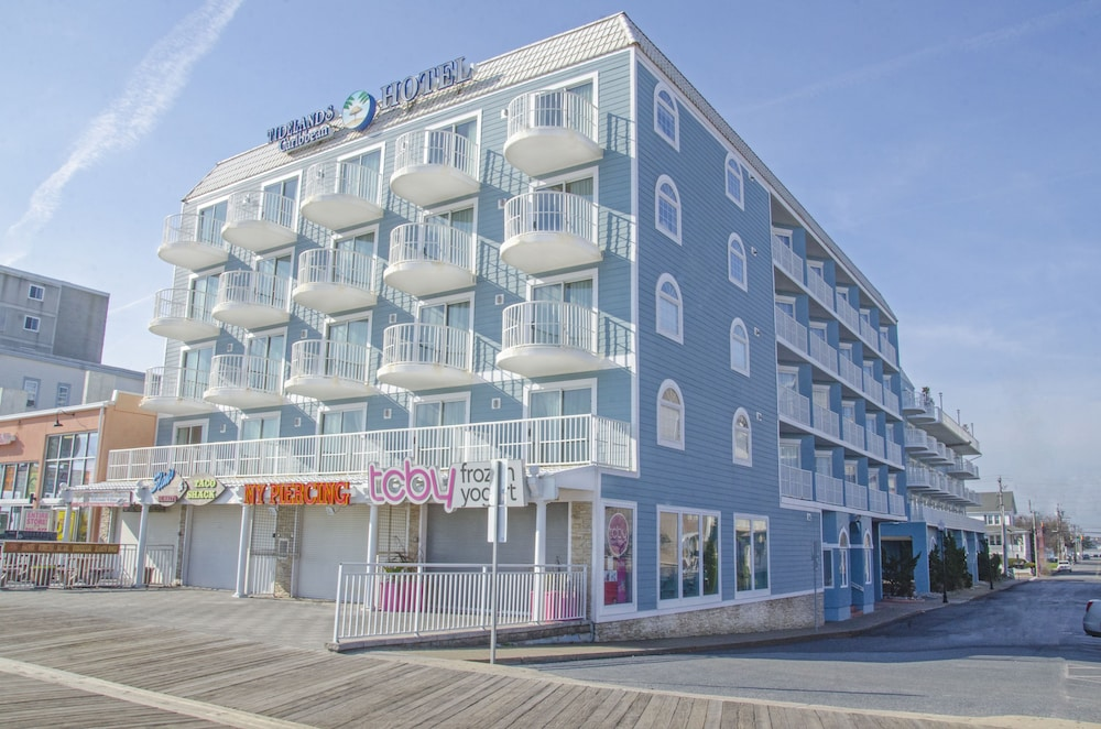 Book Tidelands Caribbean Hotel And Suites In Ocean City Hotels