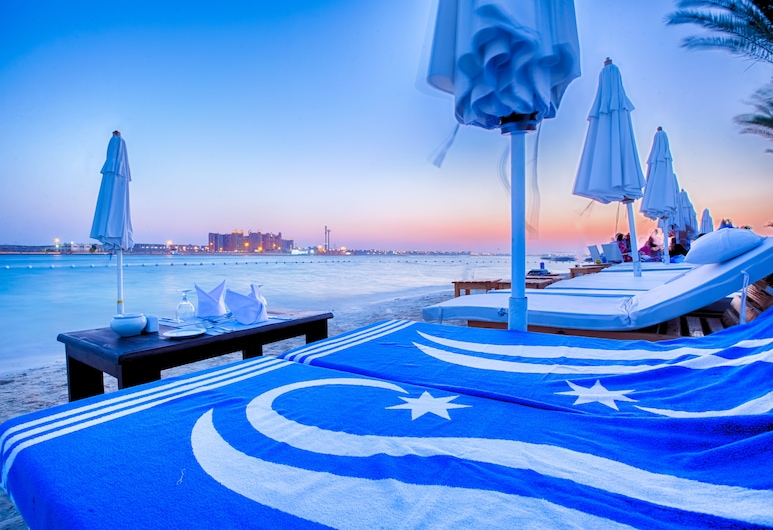 Porto Marina Resort & Spa, El Alamein, Beach